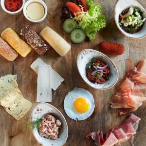 Brasserie de Hofvlietvilla Ontbijt