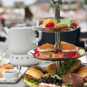 Brasserie de Hofvlietvilla High Tea